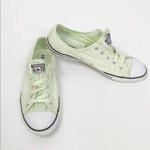 Converse Chuck Taylor Dainty Casual Sneaker Green